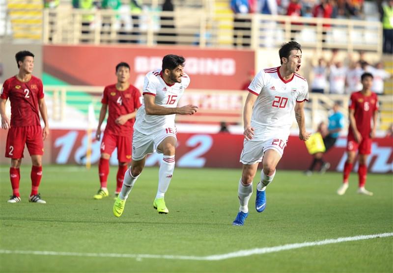 تابلوی نتایج روز هشتم از مرحله گروهی جام ملتهای آسیا 2019