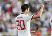 Azmoun's Performance against Vietnam Chosen among 10 Best