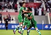 جام ملتهای آسیا  برتری یک نیمهای عراق مقابل یمن با گلزنی هافبک پرسپولیس