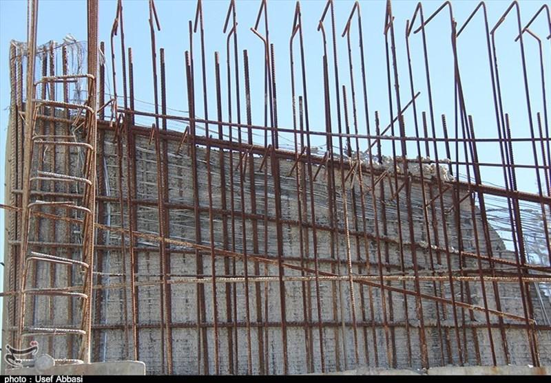 رکود در بزرگترین پروژه شهری ارومیه + تصاویر