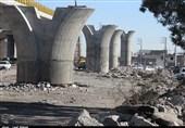 سوم خرداد؛ آخرین وعده افتتاح پروژه بزرگ تقاطع آذربایجان در ارومیه