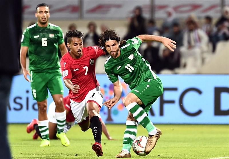 جام ملتهای آسیا|عراق با پیروزی مقابل یمن صعود کرد/ جدال ایران و عراق برای صدرنشینی در گروه D