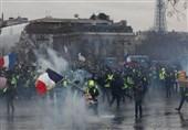 معترضان فرانسوی برای دوازدهمین هفته پیاپی به خیابانهای پاریس میآیند