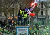 اعتراضات جلیقه زردهای فرانسه وارد سومین ماه شد