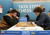 عنوان پنجمی مقصودلو در رقابتهای شطرنج سیگمان سوئد