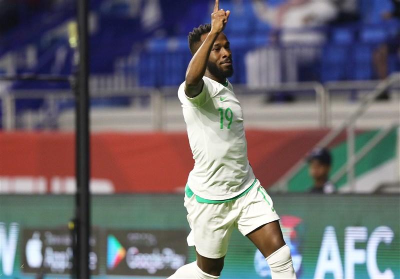 جام ملتهای آسیا| پیروزی عربستان مقابل لبنان در نیمه اول