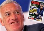 فوتبال جهان| دشان دلیل خودداری از دعوت بنزما به تیم ملی فرانسه را فاش کرد