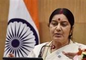 ظریف درگذشت وزیر امور خارجه سابق هند را تسلیت گفت