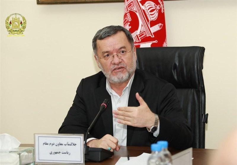 معاون اشرف غنی: اشتباهات جامعه جهانی سبب مشروعیت نسبی طالبان شد