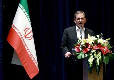 جهانغیری: أمریکا تمارس الضغوط على ایران عبر الحظر لتتخلى عن تطلعاتها الثوریة