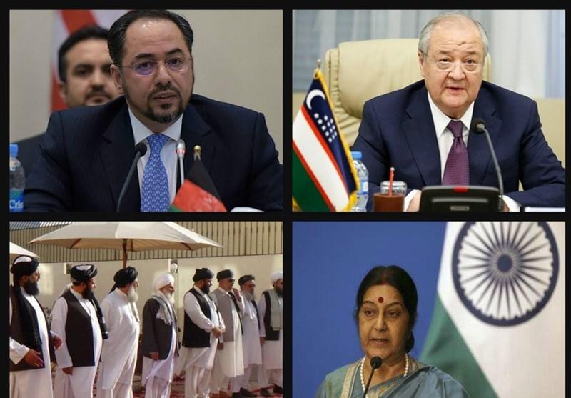 گزارش تسنیم| دولت افغانستان و تلاش برای کسب حمایت منطقهای در مذاکرات صلح با طالبان