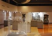 هرمزگان| «شهاب سنگها» در موزه خلیج فارس به نمایش گذاشته شد