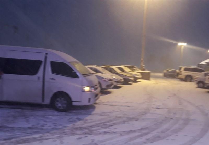 هشدار کولاک برف/ پیش بینی برف و باران 3 روزه در 28 استان