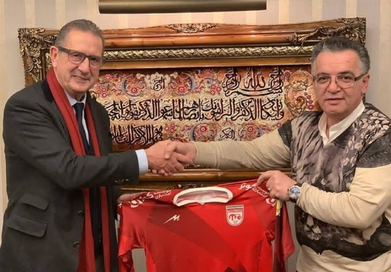 Georges Leekens Appointed Iran's Tractor Sazi Coach