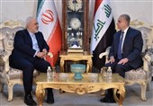 Iran, Iraq FMs Discuss Rouhani's Upcoming Visit to Baghdad