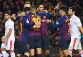 فوتبال جهان| رکوردشکنی بارسلونا در پرداخت حقوق به بازیکنانش