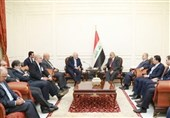 Iranian FM Zarif, Iraqi PM Abdul-Mahdi Meet in Baghdad