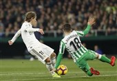 فوتبال جهان|رئال مادرید با شلیک 3 امتیازی سبایوس موقتاً از بحران خارج شد