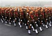 نئی دہلی میں فوجی پریڈ کی ریہرسل کے دوران پاکستان زندہ باد کے نعرے لگ گئے