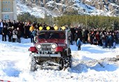 جشنواره برف در گیراسون ترکیه + عکس