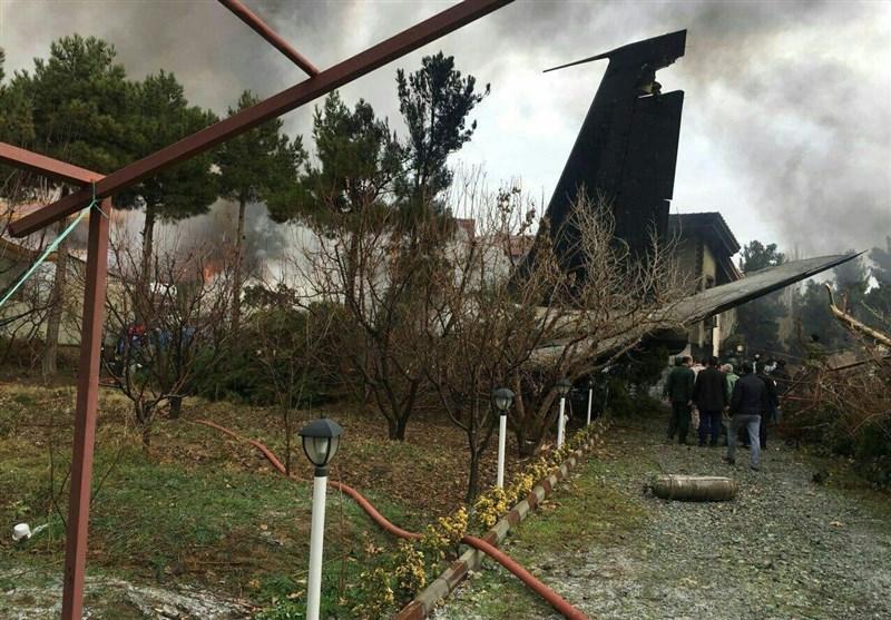 جزئیات جدید از سقوط هواپیمای قرقیزستانی