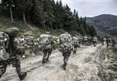 انتقال واحدهای زرهی و کماندویی ترکیه به مرز سوریه