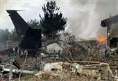 Video Shows Boeing 707 Cargo Plane Burning after Crash near Tehran