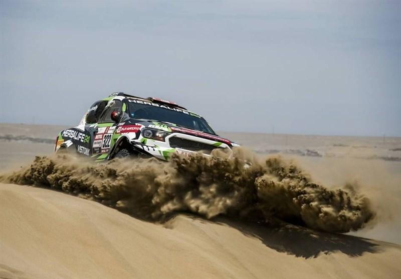 رالی داکار| پیروزی لوب و ادامه صدرنشینی العطیه/ کامیون ایوکو، فاتح مرحله ششم