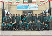 قاصدک در کاشان پایتخت کتاب ایران به پرواز درآمد+تصاویر