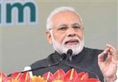 نارندرا مودی: ارتباطات بین هند و ایران را تقویت میکنیم