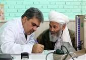 ویزیت رایگان مهاجرین افغانستانی توسط گروه جهادی شهید ابوحامد