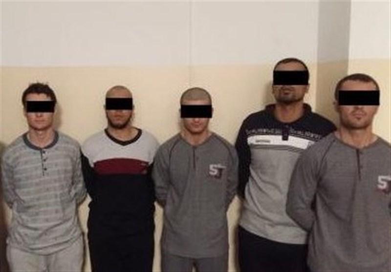 10 نفر به اتهام طراحی حمله تروریستی در قزاقستان بازداشت شدند