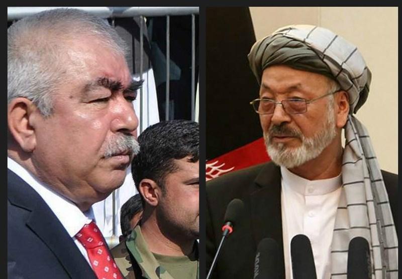 گزارش تسنیم| بازار گرم رایزنیهای انتخاباتی در افغانستان؛ خلیلی و دوستم توافق کردند