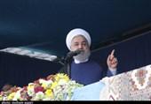 رئیسجمهور: در روزهای پیشِرو 2 ماهواره را به فضا پرتاب میکنیم/ آمریکاییها قادر به شکست ملت ایران نیستند