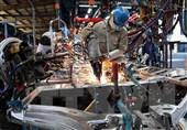 کاهش تولیدات صنایع ترکیه برای سومین ماه متوالی