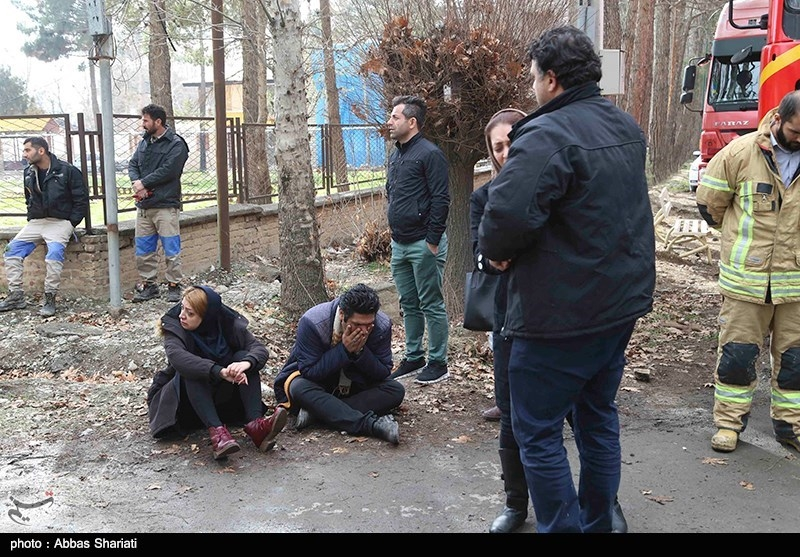Cargo Plane Crashes Near Tehran, Killing at Least 15