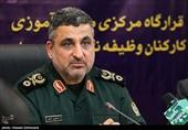 سردار فرحی: تسهیلات بانکی برای کارآفرینی سربازان ایجاد میشود