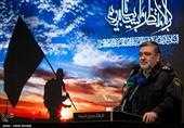 نیروی انتظامی 5هزار شهید امنیت و مبارزه با قاچاق دارد