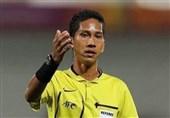 محرومیت داور دیدار ژاپن - عمان از ادامه قضاوت در جام ملتهای آسیا 2019