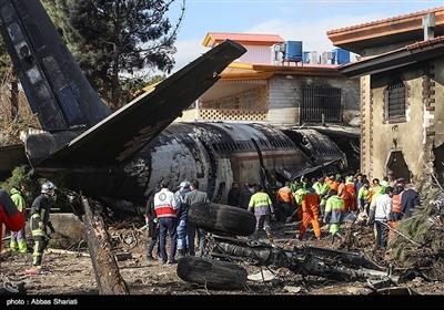سقوط طائرة بوینغ 707 تابعة للجیش الإیرانی فی کرج