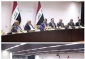 ظریف یلتقی رئیس البرلمان العراقی