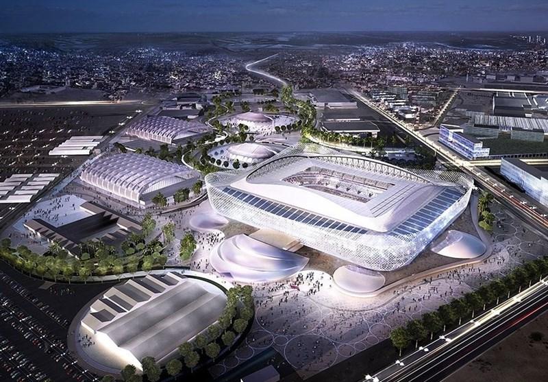 فوتبال جهان| تحویل 2 ورزشگاه جام جهانی 2022 برای بهرهبرداری در سال جاری