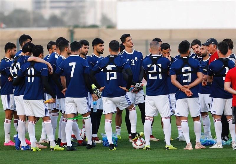 تیم ملی فوتبال همچنان آدیداس میپوشد