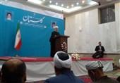 رئیس جمهور در گرگان: نیروهای هوایی بر گردن همه ما حق بزرگی دارند/ همه مردم در پیروزی انقلاب اسلامی سهیم هستند