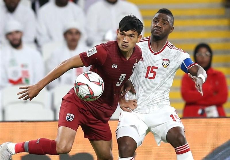 جام ملتهای آسیا  صعود امارات و تایلند به مرحله یکهشتم نهایی؛ هند حذف شد + جدول