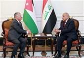 رایزنی عبدالمهدی و عبدالله دوم درباره راههای دفاع از فلسطین