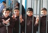 350 طفلاً فلسطینیاً یعانون ظروفاً مأساویة فی معتقلات الاحتلال