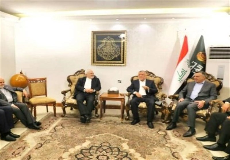Iran's FM Highlights Role of Iraqi Nation in Uprooting Terrorism