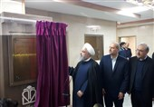 مرکز تروما و اورژانس 152 تختخوابی شهید نبوی گرگان با حضور رئیس جمهور افتتاح شد