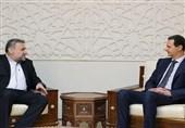 Senior Iranian, Syrian Officials Call for Closer Tehran-Damascus Ties